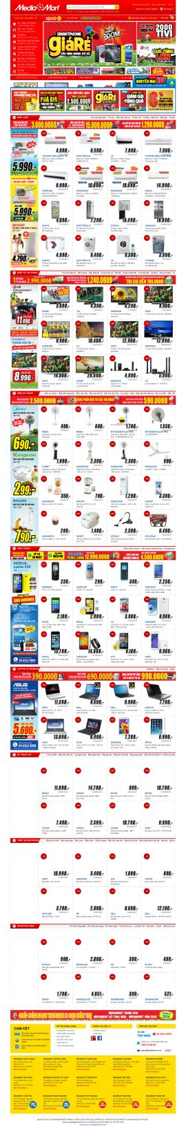 Mẫu website thương mại - điện tử 1041