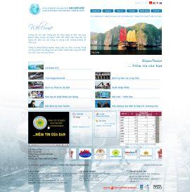 Mẫu website du lịch 10417