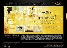 Mẫu website nhà hàng khách sạn 10211