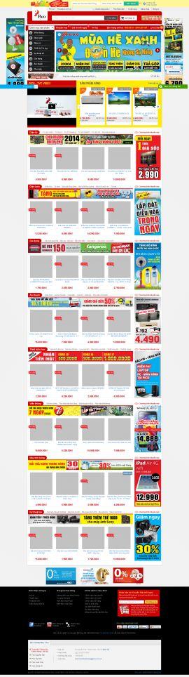 Thiết kế website thương mại - điện tử 1045