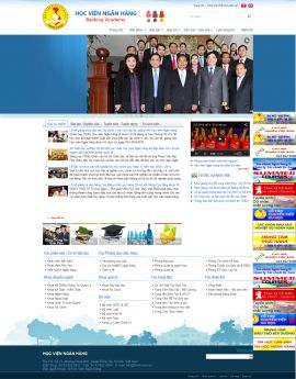 Mẫu website trung tâm anh ngữ 1082