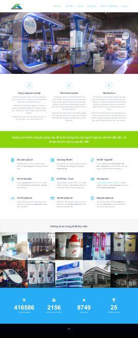Mẫu website thiết kế nội thất 10147