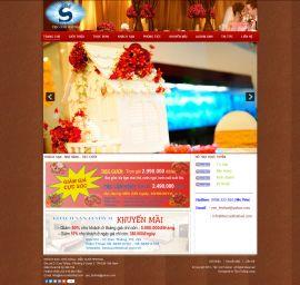 Mẫu website nhà hàng 10326