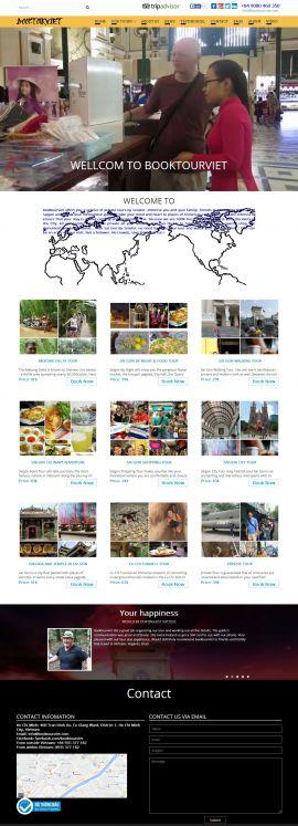 Booktourviet.com