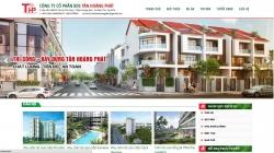 website bất động sản Công Ty Cơ Khí Xây Dựng Tân Hoàng Phát