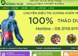 website bệnh viện - y tế Công Ty Dược Phẩm Malaysia