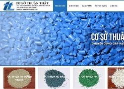website công nghiệp Cơ Sở Thuận Thật