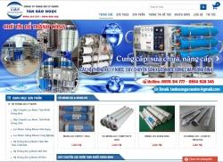 website công nghiệp Công ty xử lí nước tân bảo ngọc