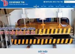 website công nghiệp maythoiongnhua.com