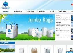 website công nghiệp TÂM DƯƠNG PACK