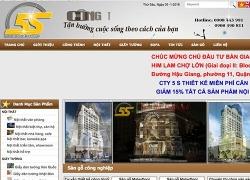 website nội thất Công ty TNHH Tư Vấn Xây Dựng Trang trí nội thất 5S