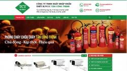 website phòng cháy chữa cháy Công Ty Tân Công Thịnh