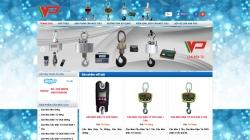 website thiết bị dụng cụ Cân Vạn Phú