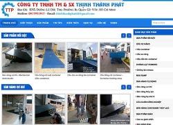 website thiết bị, dụng cụ Thịnh Thành Phát