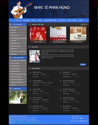 nhacsiphanhung.com