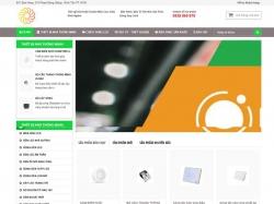 Thiết kế webiste bán hàng DENKI Việt Nam