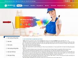 Thiết kế website bán hàng Hoàng Mạnh