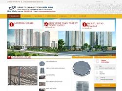 Thiết kế website bán hàng Hữu Minh