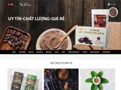 Thiết kế website bán hàng Khang Phạm Food