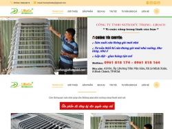 Thiết kế website bán hàng LiBaCo