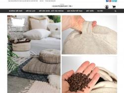 Thiết kế website bán hàng SLEEPCOMPANY