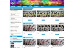 Thiết kế website bán hàng tân hoàng gia