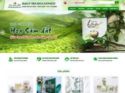 Thiết kế website bán hàng Zini Hoàng
