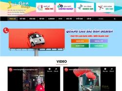 Thiết kế website dịch vụ Sài Gòn Design