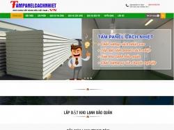 Thiết kế website điện lạnh Bình Phát