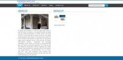 Thiết kế website giới thiệu doanh nghiệp Benz -  Grocker