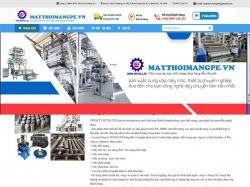 Thiết kế website giới thiệu doanh nghiệp Hưng Chí
