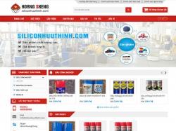 Thiết kế website giới thiệu doanh nghiệp Hữu Thành