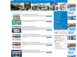 Thiết kế website giới thiệu doanh nghiệp Khánh Hồng