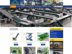 Thiết kế website giới thiệu doanh nghiệp Thái Dương