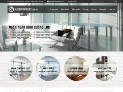 Thiết kế website nội thất Gia Thịnh Phát