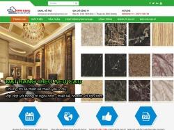 Thiết kế website nội thất KANGBANG