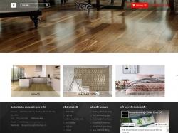 Thiết kế website nội thất Khang Thịnh Phát