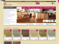 Thiết kế website nội thất Quỳnh Như