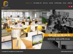 Thiết kế website nội thất toàn cầu