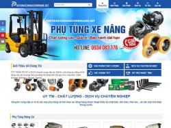 Thiết kế website thiết bị, dụng cụ Litaco