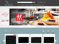 Thiết kế website thiết bị dụng cụ Sài Gòn bếp