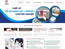 Thiết kế website xây dựng thương hiệu