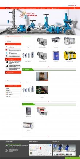 toancauautomation.com