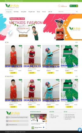 vietkidsfashion.com