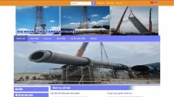web dịch vụ Công ty Tnhh Gia Hoàng Phú