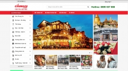 website bán hàng Công Ty Cổ Phần Phát Triển Thương Mại Và Đầu Tư Hương Giang