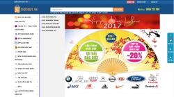 website bán hàng Công Ty Cổ Phần Xnk Bbu