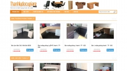 website bán hàng Thanh Lí Đồ Cũ Giá Rẻ