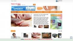 website bệnh viện y tế Ty TNHH Thương Mại Vinacost