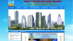 website công nghiệp Công Ty Cổ Phần Công Nghệ Tiên Cảnh